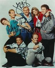 REPRINT - CHEERS Cast Woody Harrelson Signed 8 x 10 Glossy Photo Poster RP