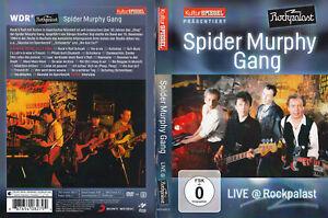 Spider Murphy Gang - DVD - Live At Rockpalast 1984 - DVD von 2012 - NEU & OVP !