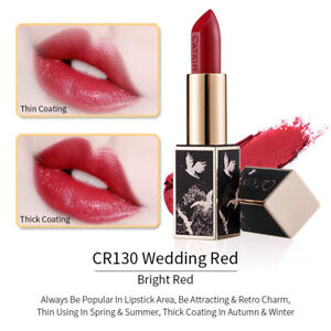 NEW-CATKIN-lipstick-rouge-shimmer-red-silky-smooth-lip-makeup-waterproof-lasting