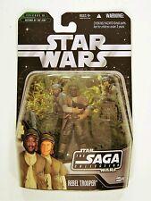 Hasbro Star Wars Saga Collection Rebel Trooper (Variant) 3.75 Figure
