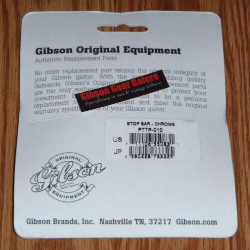 Gibson Les Paul Tailpiece Stop Chrome Guitar Parts R8 Explorer SG V ES Custom HP