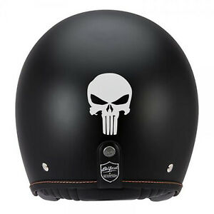 Sticker-Punisher-Reflective-for-Sign-on-Helmet-Motorcycle-Scooter