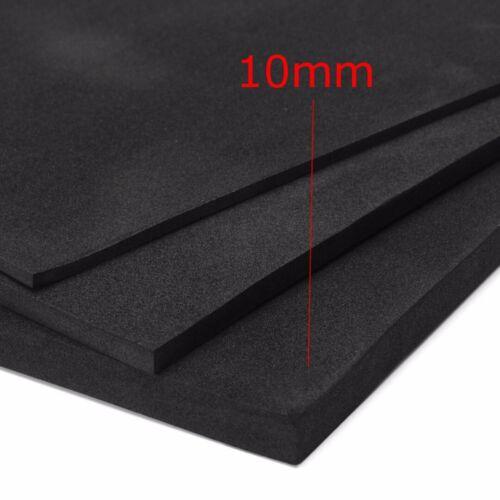 3//5//10 mm Black ESD Anti Static High Density Foam Antistatic Insertion 200*200mm