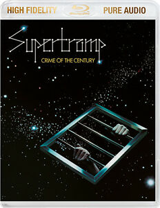 Supertramp-Crime-of-the-Century-BLU-RAY-AUDIO-High-Fidelity-Pure-Audio-NEW