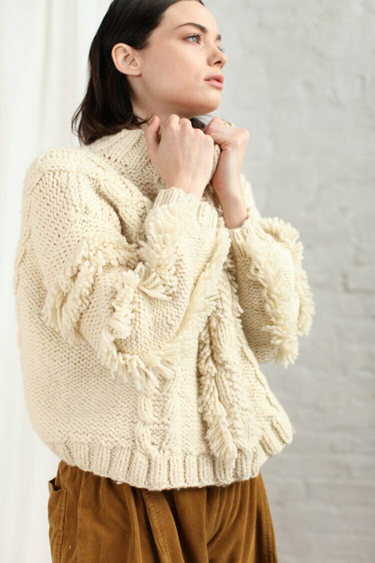 Kordal Cable Cable Cable Knit Sweater Totokaelo La Garconne FARFETCH SSENSE Need Supply 9fbbb4