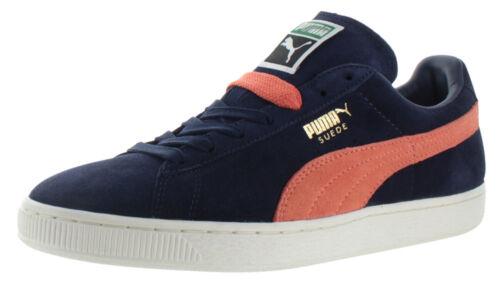 Peacoat Classic Shoes 42 Nasturtium 356568 Skate Sneakers Suede Hombres Board 887706971014 Puma x7wEqatg