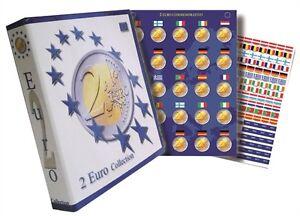 0b23f70a8f Caricamento dell'immagine in corso Masterphil-Album-Raccoglitore-2-Euro -Collection-Junior-ECO-
