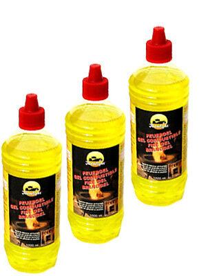 3 liter Brenngel Gelkamin Brenn Gel Kamin cheminee