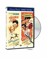 The Prisoner Of Zenda (1937 And 1952 Versions) Free Shipping