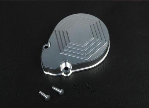 baja CNC metal gear cover new diamond fit hpi km rovan