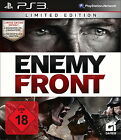 Enemy Front -- Limited Edition | Playstation 3 | PS3 | gebraucht in OVP mit Anle