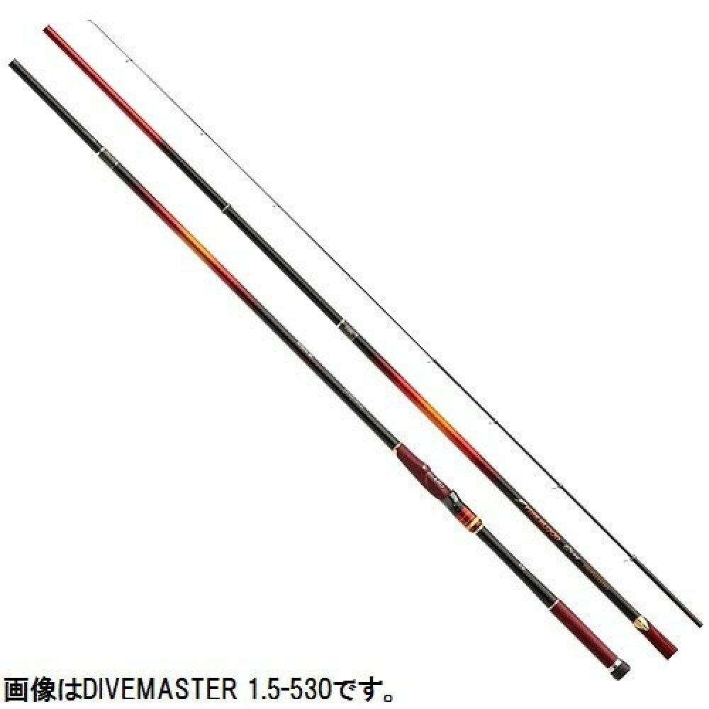 Shimano Rod 13 Fire Blood Gure Dive Master 1.5-530 EMS  Stylish Anglers Japan