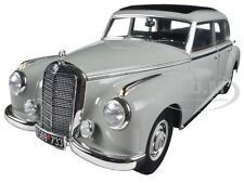 1955 MERCEDES 300 GREY 1/18 DIECAST CAR MODEL BY NOREV 183578