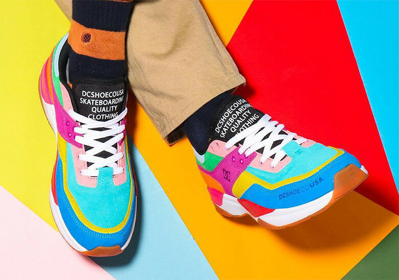 DC Chaussure Atmos X DC chaussures E. Tribeka Taille 7.0 US