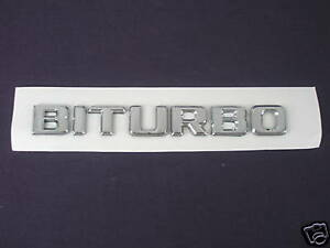 BITURBO-Badge