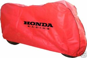 Motorcycle-Breathable-Dust-cover-Honda-NS250R-VFR400-CBR400-NC30-RVF400-NC35-RED