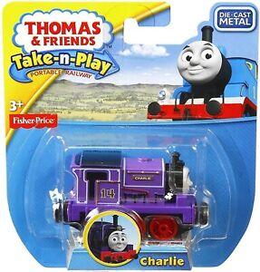 Neuf Fisher Price-Thomas Adventures-Die-Cast-Charlie