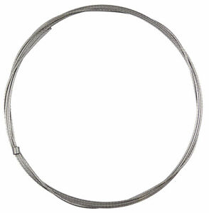 Jagwire Slick Stainless Gear Cable 1.1 x 2300mm Single