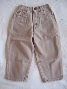 Levi-039-s-Baby-jeans-talla-80-nuevo-pantalones-jeans-caliente-tupidas-pantalones
