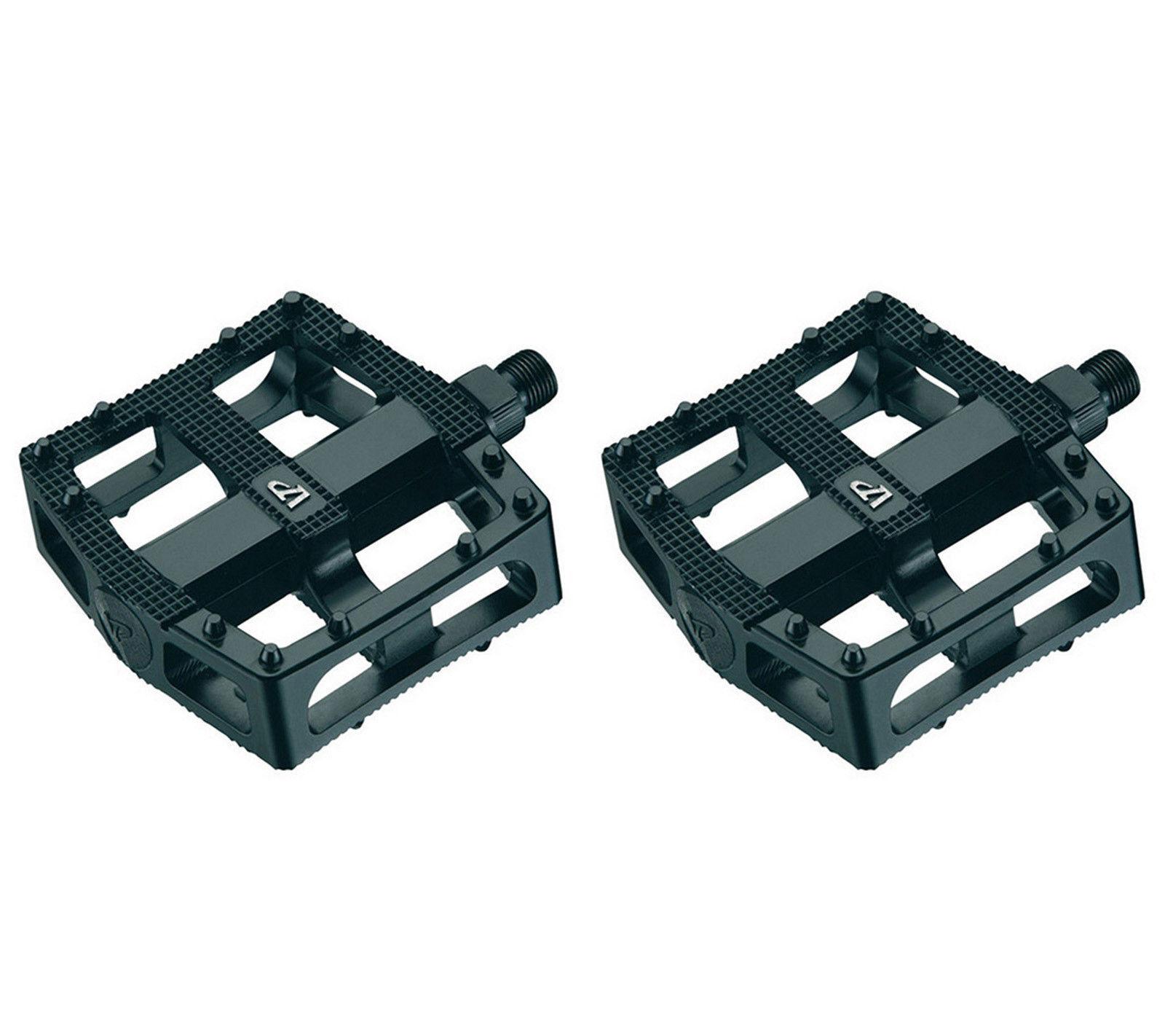 Pedales para Bicicleta BMX Free Style DIRT JUMP Eje CR-MO Aluminio CNC 6061 3534