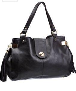 Leather Bag Shoulder 850 Rrp £ Real Designer EQCdxWerBo