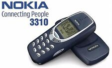 New Original Nokia 3310 MOBILE PHONE BOXED NEW WARRANTY FIRST CLASS UK STOCK