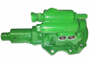 JOHN-DEERE-50-60-70-520-620-720-POWER-STEERING-WORM-CONTROL-VALVE-ASSEMBLY-R-amp-R