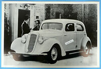 12 By 18 Black & White Picture 1935 Hupmobile 518 4 Door