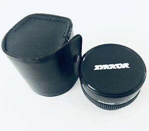 Vintage-Zykkor-Auxiliary-Wide-Angel-Lens-Auto-Focus-6-ft-A-Infinity-AFCOR-Japan