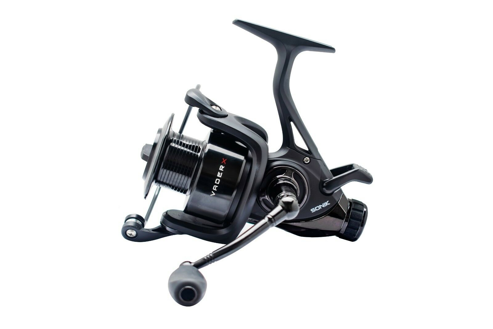 Sonik Vader X 6000FS Free Spool Carp and Barbel Fishing Reel plus Spare Spool