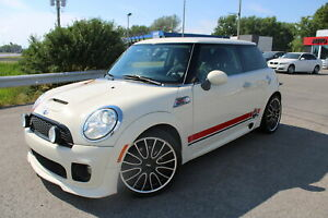 2011 Mini John Cooper Works 2dr Cpe S