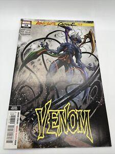 Venom # 18  2nd Print Variant NM Marvel