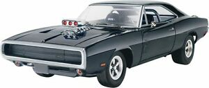 Revell-Fast-amp-Furious-Dominic-039-s-70-Charger-1-25-model-car-kit-4319