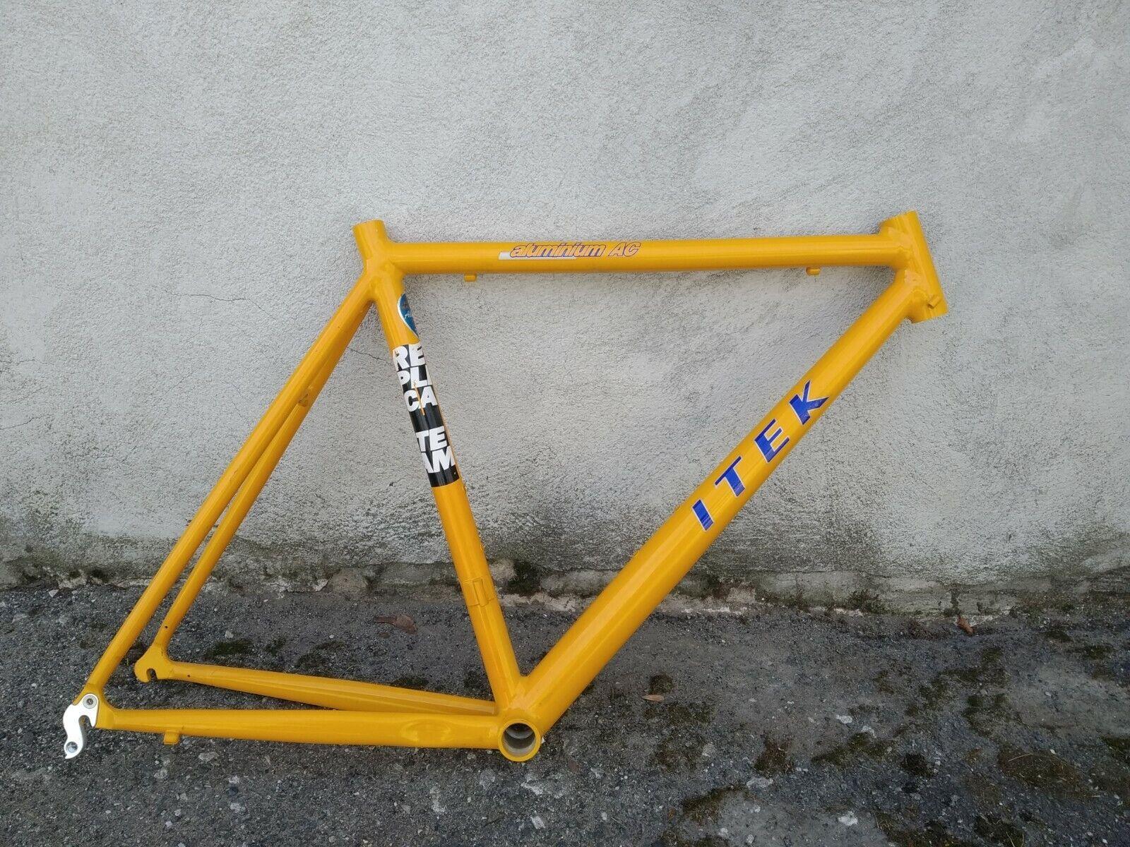 Vintage telaio frame corsa road  NOS 54 x 51 28  NOS  ALuminim AC IteK aero