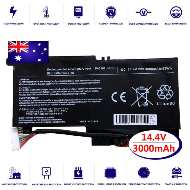 Battery for Toshiba Satellite L50-A P50-A L50t-A P50-B P50t-A L50-A-1FW Laptop