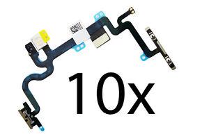 10-x-iPhone-7G-Power-Volume-Up-Down-Boton-Flex-Encendido-Apagado