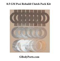 8.5 10 Bolt Eaton Style Posi Carrier Unit Clutch Rebuild Kit 84-87 442 & Gn