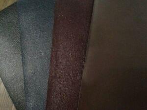 Bonded leather book binding material,Black,blue,burgundy, mahogany
