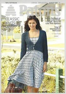 3f82939d5eb3 VAT Free Knitting PATTERN ONLY Patons Ladies Cardigan Vest 4 Styles ...