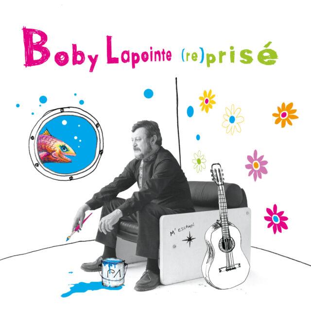 Boby Lapointe - Reprisé -  COFFRET 1 CD + POSTER