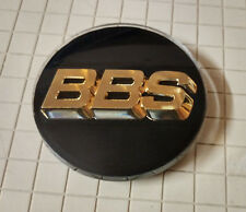 BBS OEM Center Cap 09.23.221 Gold BBS Letters 70mm