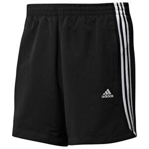 Détails sur Adidas Homme Chelsea Short Essentials Tennis Sport Gym Fitness 3 Rayures Été