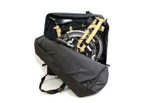 For Brompton Luggage Bag Bike Bag Carrier Bicycle Convert Backpack