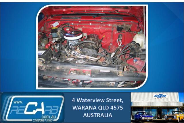 Nissan NAVARA and Pathfinder 2 4lt Z24 Genuine Weber Carburettor Upgrade Kit