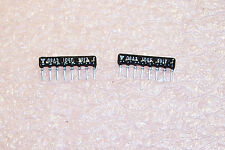 Resistor Networks /& Arrays 120 Ohms 2/% 16Pin SMT 10 pieces