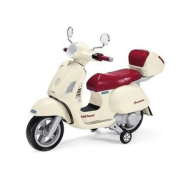 Children Battery Motorbike Ride-on Scooter 12v Vespa [batterie] Igmc0019 Peg Per