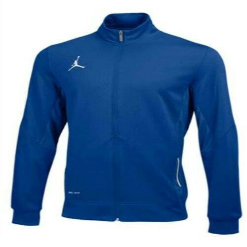 Nike Men/'s Size 4XL Jordan Flight Team Full Zip Basketball Jacket 696736 493 NWT