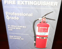 First Alert Heavy Duty Fire Extinguisher Professional Commercial Grade Fe3a40gr