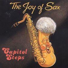 The Joy of Sax Capitol Steps Audio CD