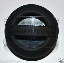 BATH & BODY WORKS BLACK MATTE SCENTPORTABLE HOLDER VISOR CLIP CAR AIR FRESHENER